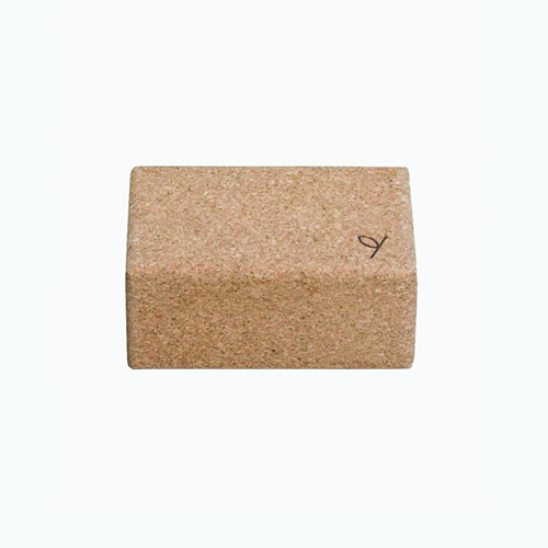 Yogiraj yogablock i kork - 140 kr