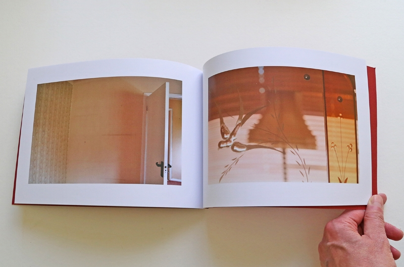 Pages from Fairways (book dummy)