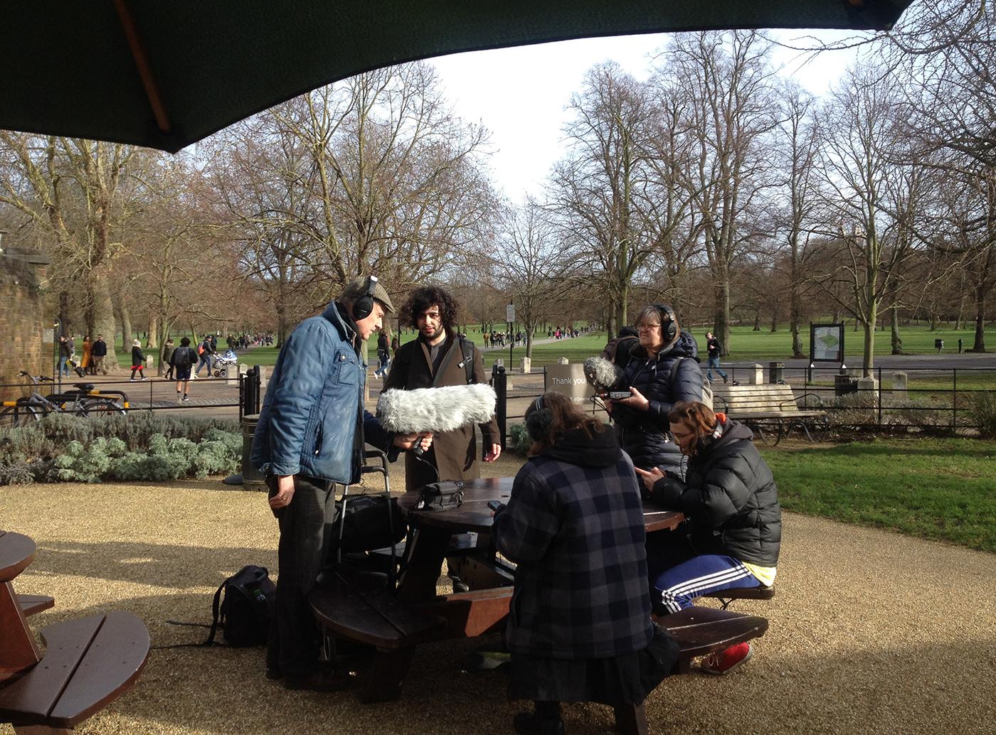 Field trip to Greenwich