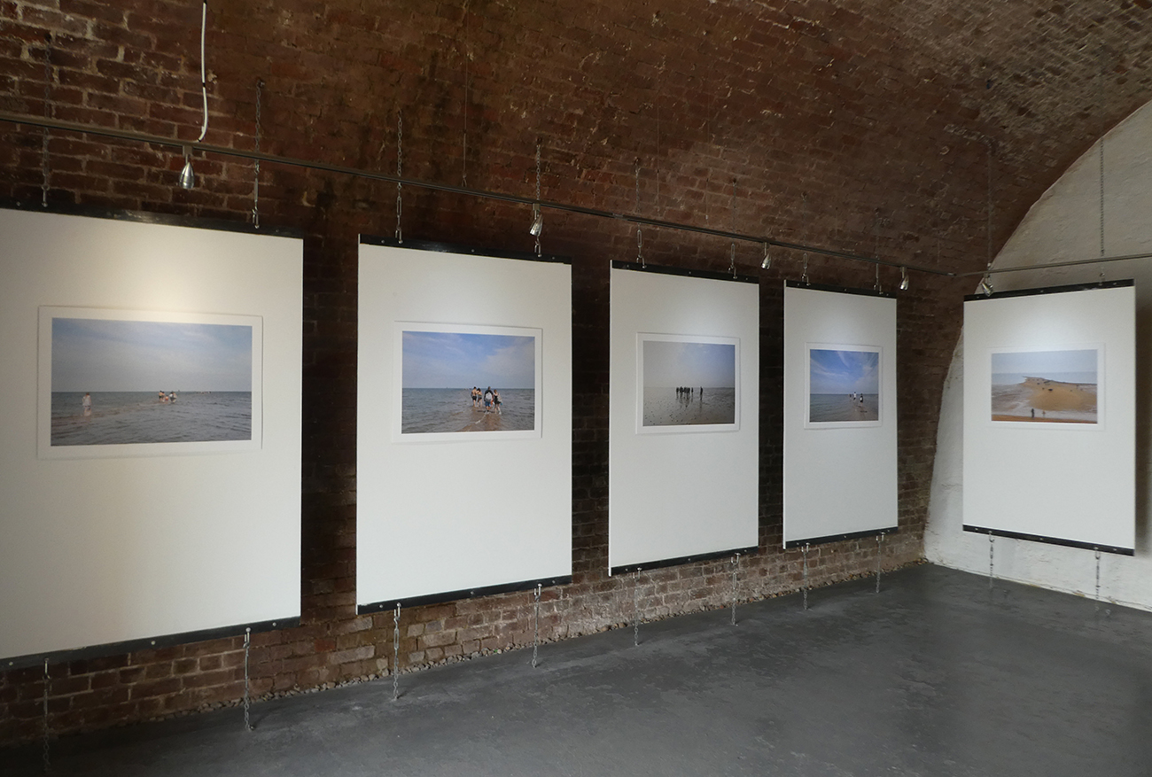 Beyond the Reach of Rivers at Fishing Quarter Gallery, Brighton