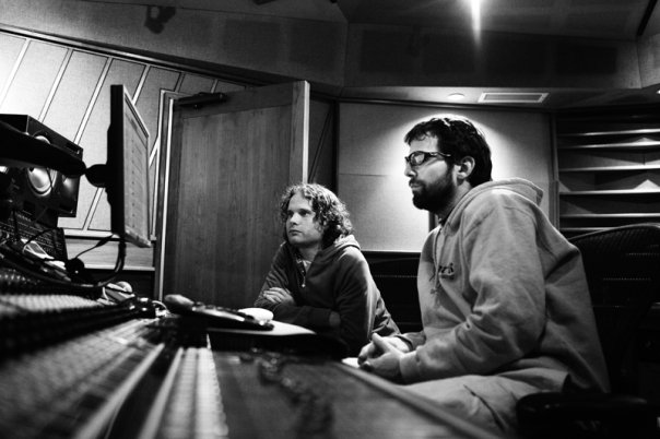 Marc Urselli recording Alex Moulton