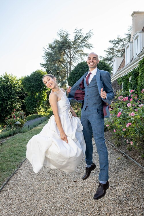 wool linen silk blend 3 peice summer wedding suit