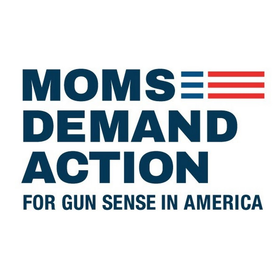 Moms Demand Action - Much like Mothers Against Drunk Driving was created to reduce drunk driving, Moms Demand Action for Gun Sense in America was created to demand action from legislators, state and federal; companies; and educational institutions to establish common-sense gun reforms.
