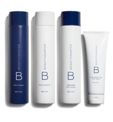 SHOP   $110 - Includes Daily Shampoo & Conditioner | Citrus Mimosa Body Wash & Lotion