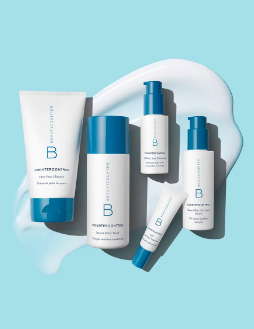 Countercontroll Collection - $178 CAN -  SHOP   Discovery Set - $75 CAN -  SHOP   Take back control of your skin with Countercontrol, an effective collection for oily and blemish-prone skin that mattifies and clears without dryness and irritation**.  Clear Pore Cleanser: This daily exfoliating cleanser effectively removes oil, makeup, and other impurities without harsh surfactants that can strip skin of moisture.  Instant Matte Toner: This alcohol-free mattifying toner removes residual impurities, reduces excess oil, and minimizes the appearance of pores.  All Over Acne Treatment: This daily all over treatment helps clear blemishes and prevents future breakouts from forming.  SOS Acne Spot Treatment: This fast-acting formula with maximum strength salicylic acid penetrates pores to reduce blemishes and clear skin.  Matte Effect Gel Cream: With an innovative cream-to-gel formula, this non-greasy hydrator maintains healthy moisture levels while mattifying skin for up to eight hours*.  Consumer panel study results using Countercontrol products**:  95% said skin looks clearer  100% stated skin feels healthier  100% said skin clarity is improved  95% said skin looks less red