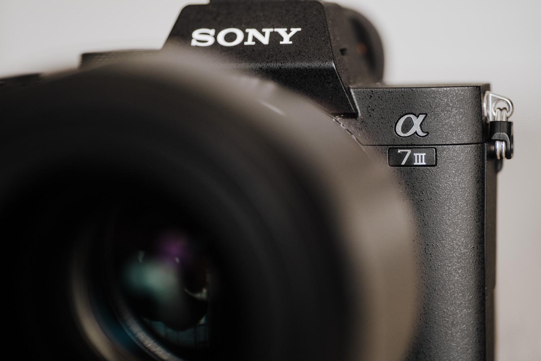 Appareil hybride Sony A7 III