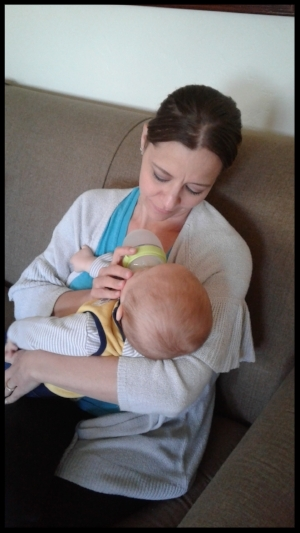 My baby boy was not able to nurse so I chose to exclusively pump for him.  I was struggling with it and Robin came highly recommended to me. Our consultation was great! She really listened to my concerns and was so kind and gentle. She has supported us on our pumping journey and baby has only had breastmilk for 7 months now! Giving my baby the best nutrition was my #1 goal as a new mom and with the help of San Diego Breastfeeding Center it was possible!!! The reduced-rate consultation program they have in place made it very affordable for us. If it wasn't for this program, I'm sure we would not have made it this far. I'm so grateful to be nourishing my child and helping him be incredibly healthy!    - Janis