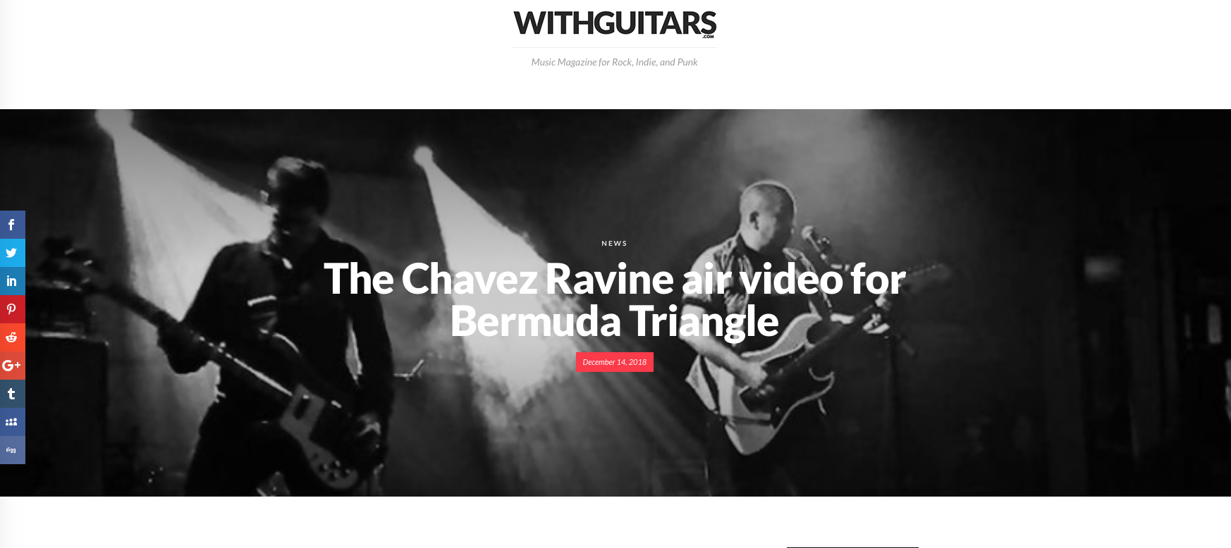 WITH GUITARS - BERMUDA TRIANGLE