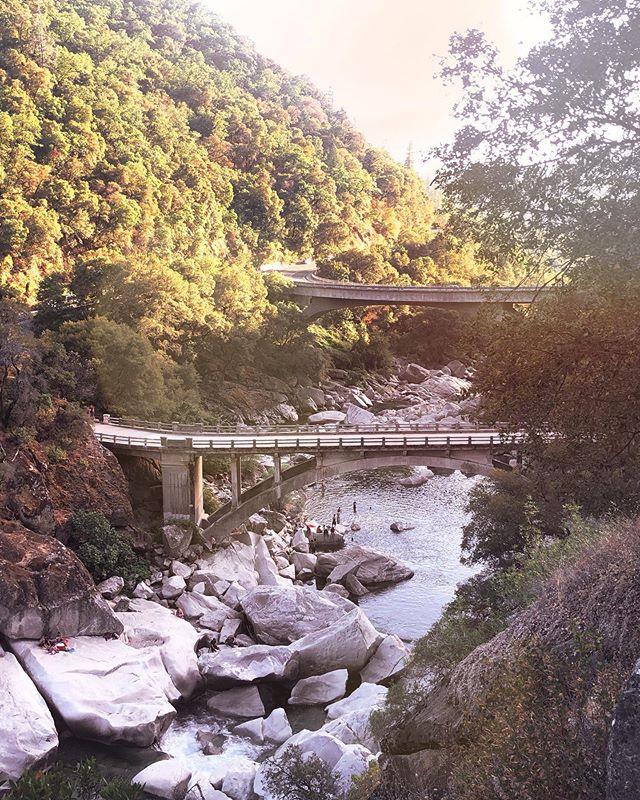 Took a day trip towards paradise #southyubariver #summerisstillhere