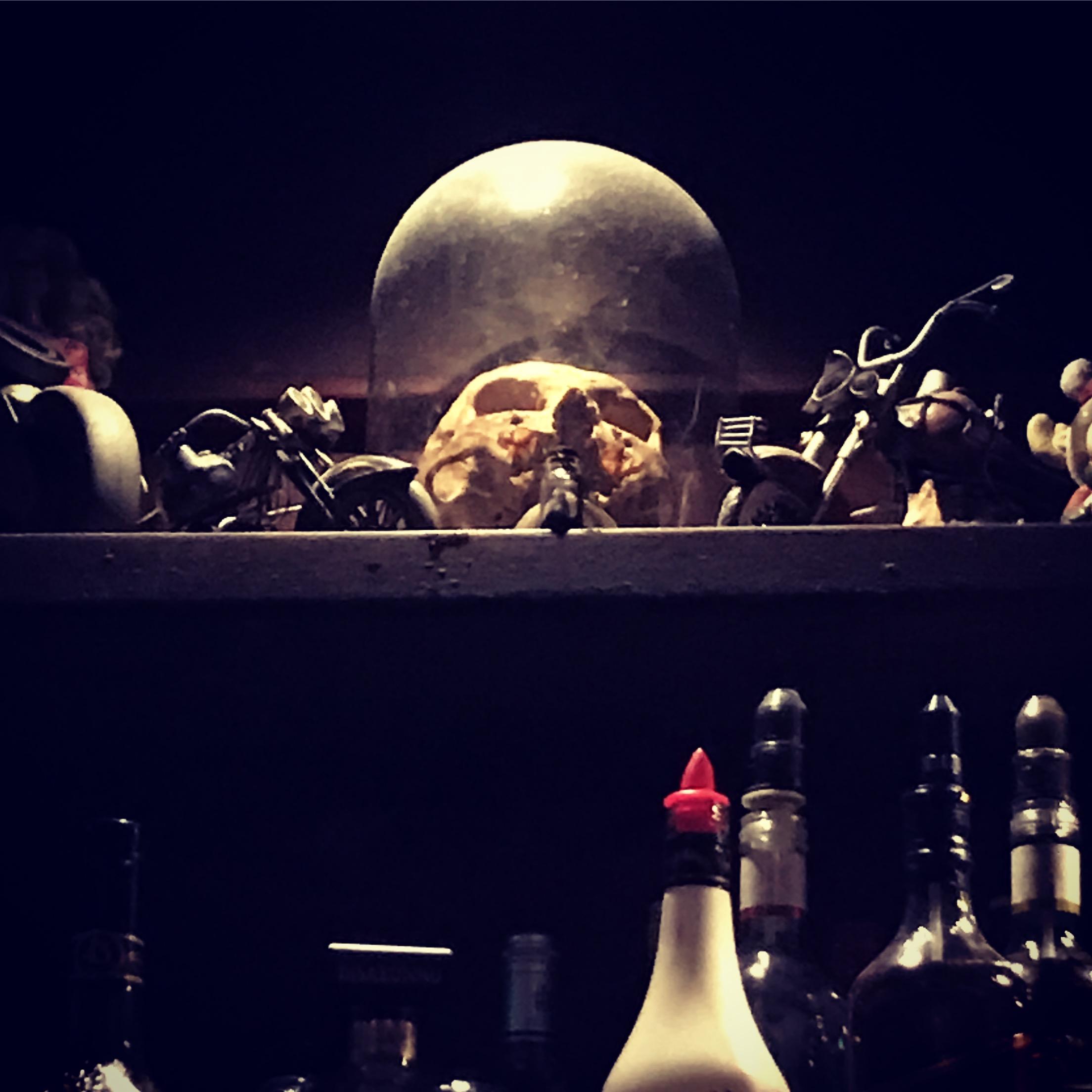 Excalibur Bar, Amsterdam 3/25/18