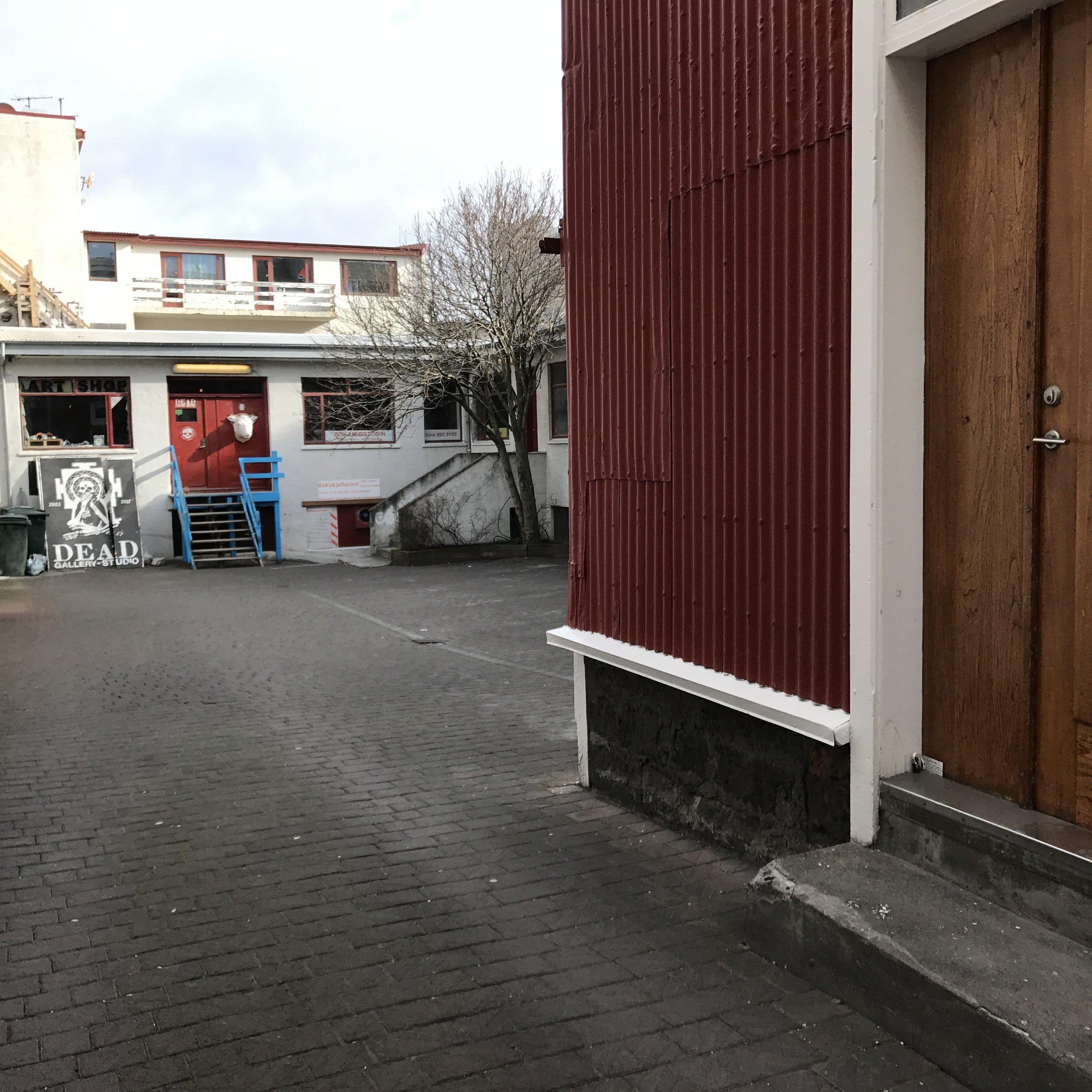 Reykjavik drop I 4/1/18