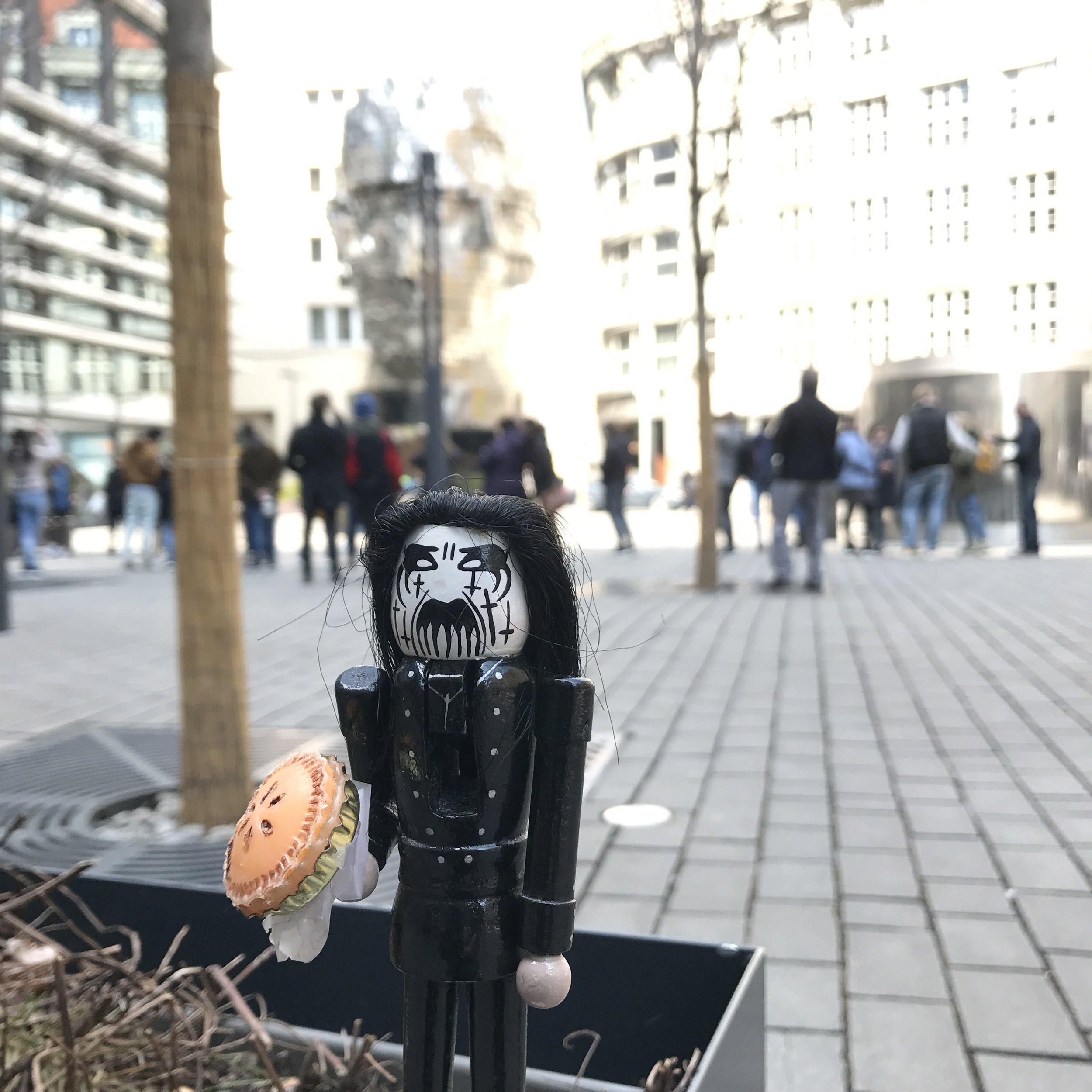 Prague, Czech Republic 2018