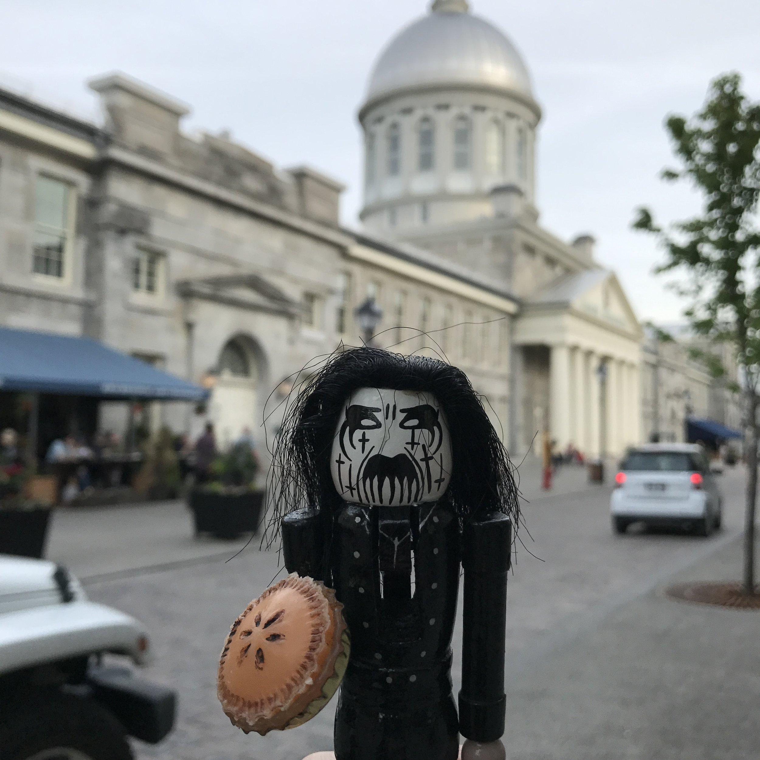 Vieux Montreal, QC 2018