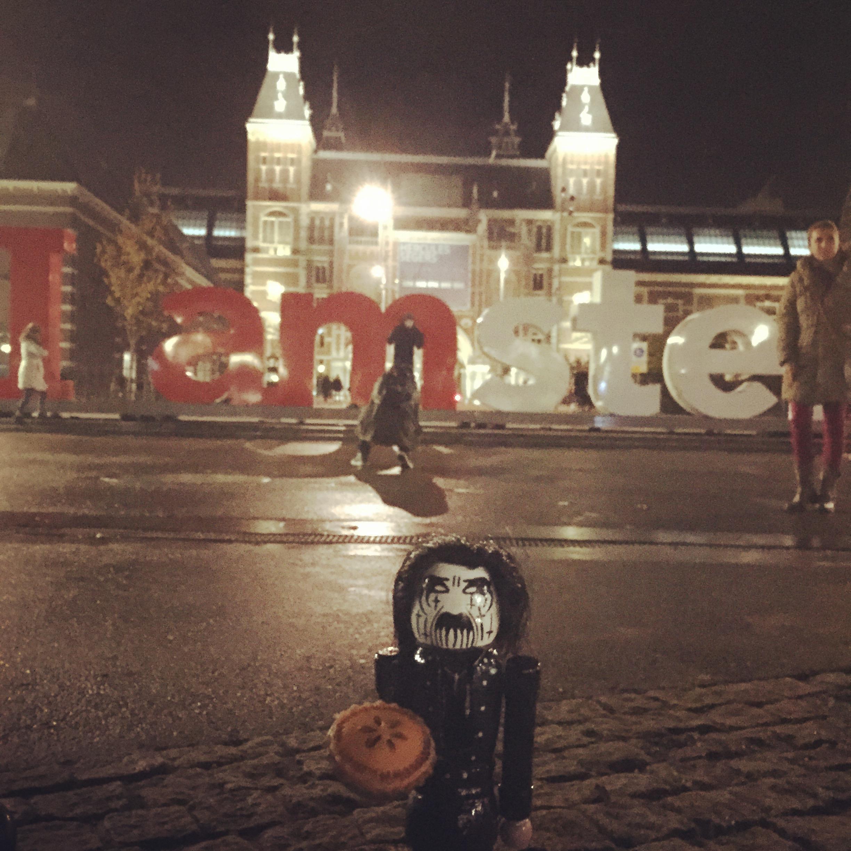 Rijksmuseum, Amsterdam 2016
