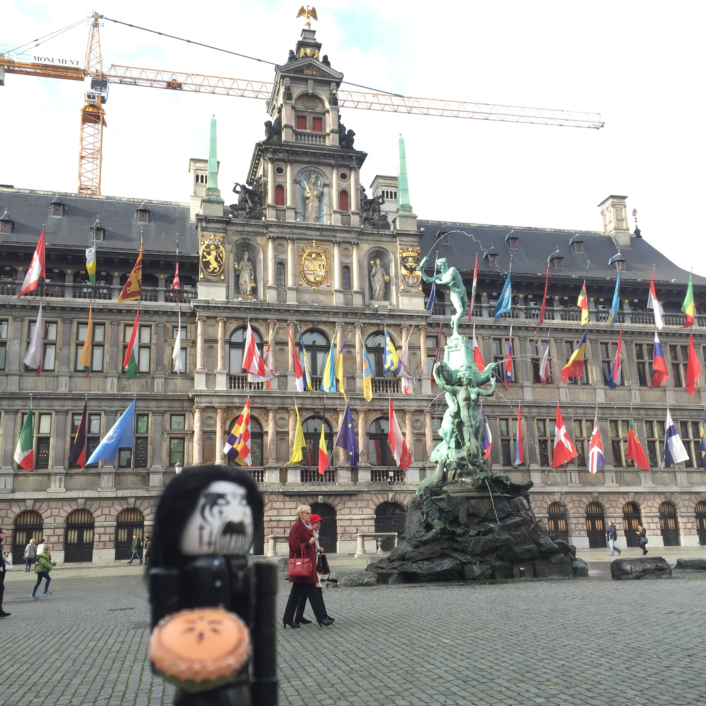 Antwerp, Belgium 2016
