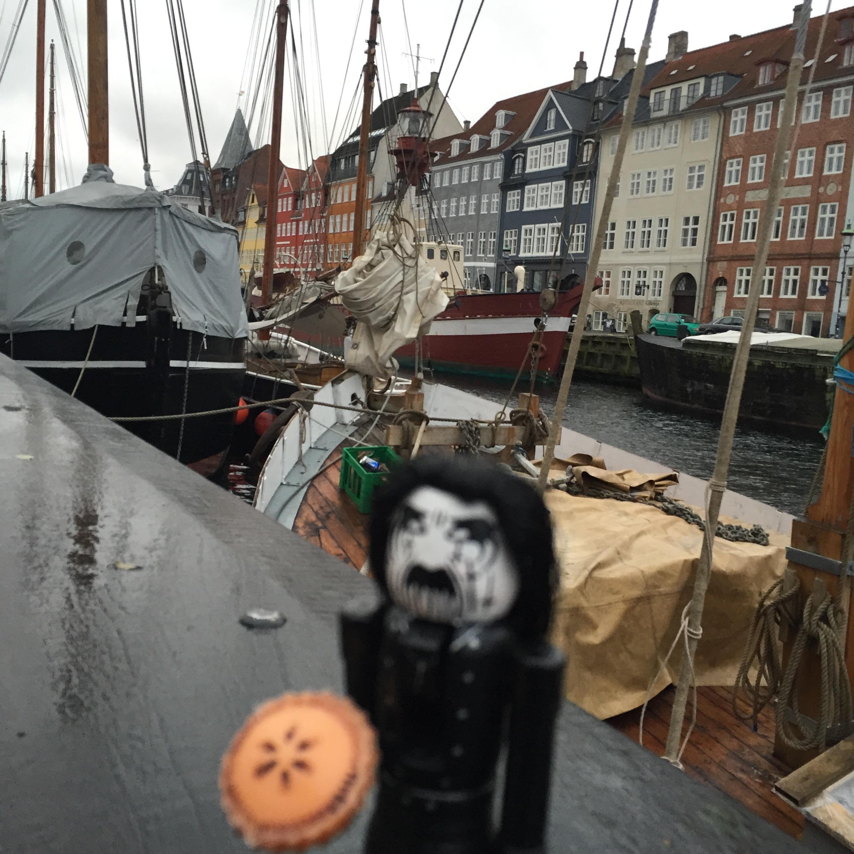 Nyhavn, Copenhagen, Denmark 2016