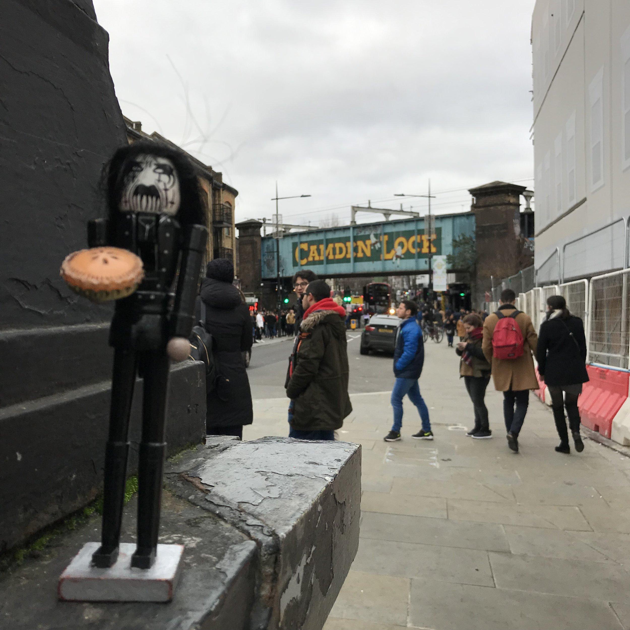 Camden, London 2019
