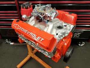 Chevy Small Block — Wolverine Engines