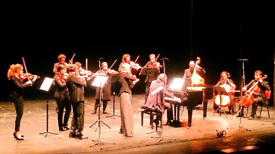Concerto com Solistas