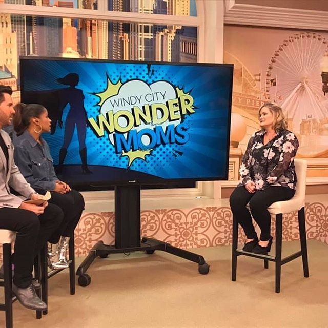 Thank you  @ryanchiaverini and @valwarnertv for allowing be to me a guest on @windycitylive It was such an honor to talk about my Annie , the ALF and the importance of awareness and education so no other family has to endure such a tragedy . Thank you also to all those that have shown their love and support over the years  FOREVER Annie 💗😇💕😥💔