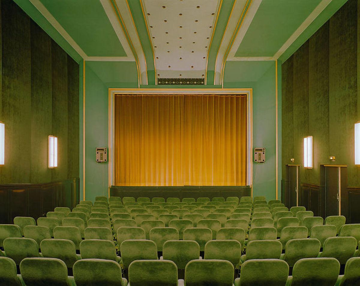"""Cinemas"" by Sylvia Ballhouse"