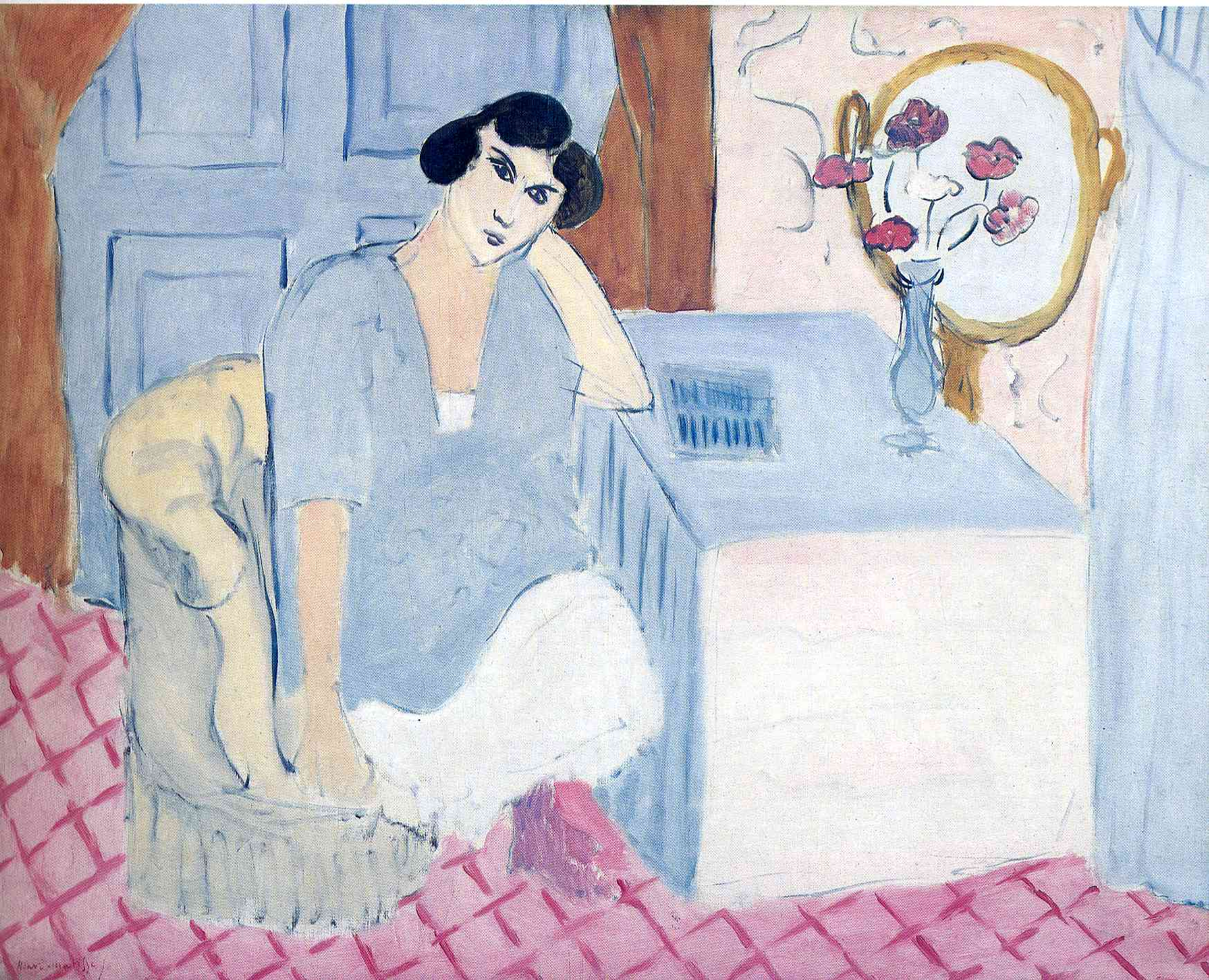 Painting by Henri Matisse, Title Unknown