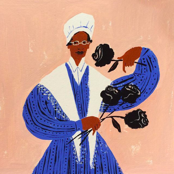 Sojourner Truth by Emily Isabella
