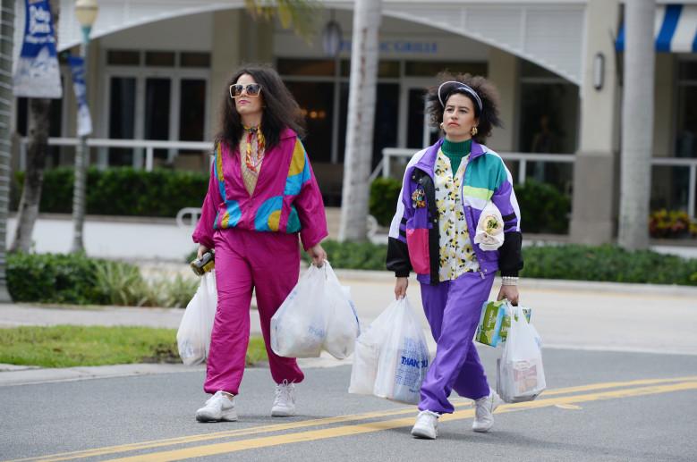 Image courtesy of Comedy Central. Cover image of Abbi Jacobson and Ilana Glazer courtesy of Nylon Magazine 2017.