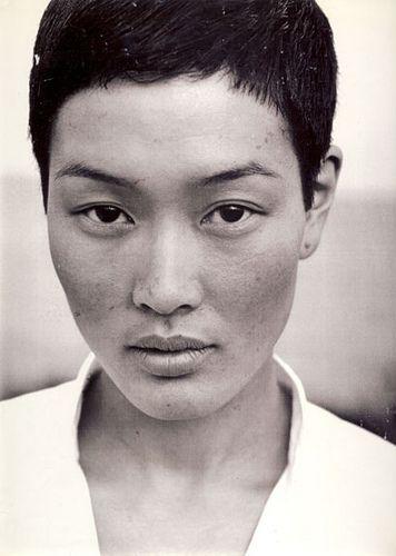 Image of Jenny Shimizu via Pinterest