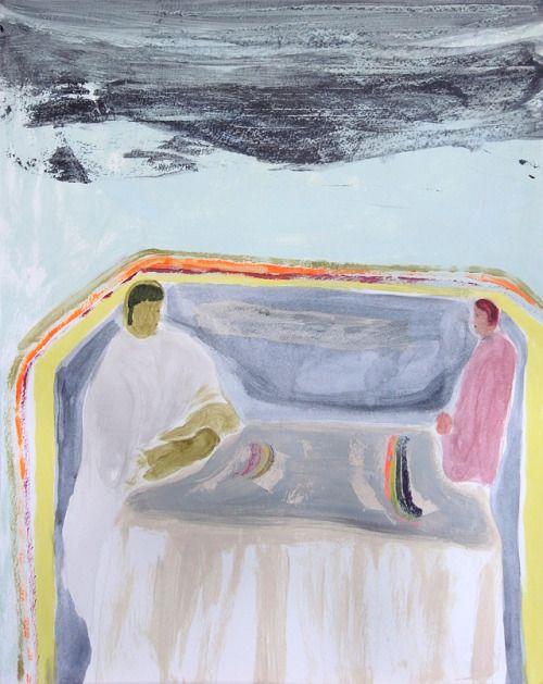 Painting courtesy of Frienze Lai