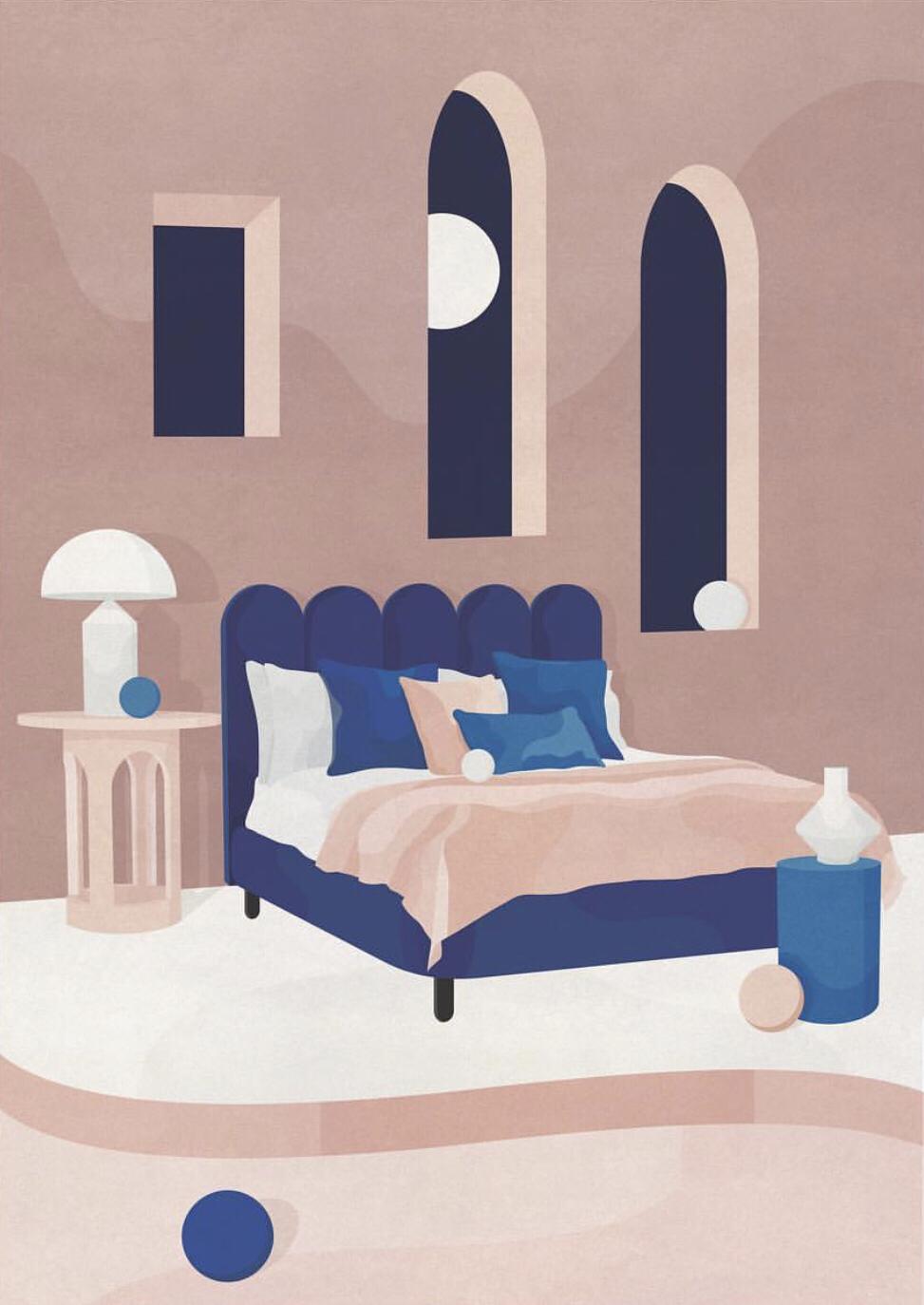 Illustration ℅  Charlotte Taylor