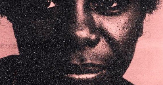 Nina Simone by Russell Young