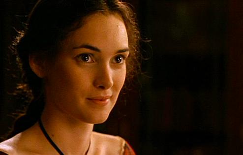 Jo from  Little Women  (1994)