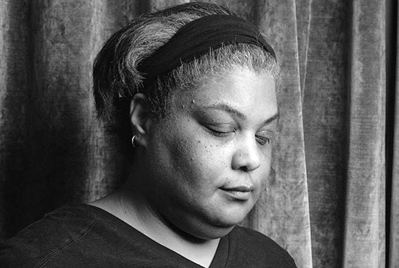 Photograph of Roxane Gay ℅ Medium
