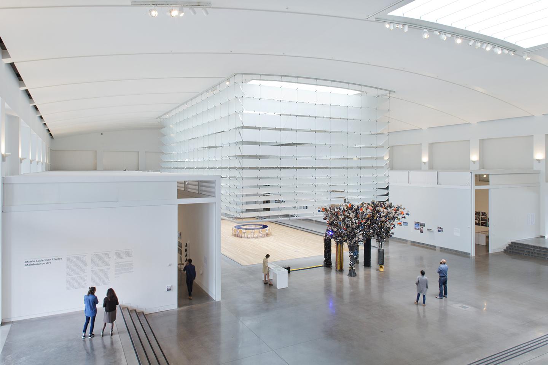 Queens Museum of Art - Completed 2013Grimshaw, Ceren Bingol (Designer)