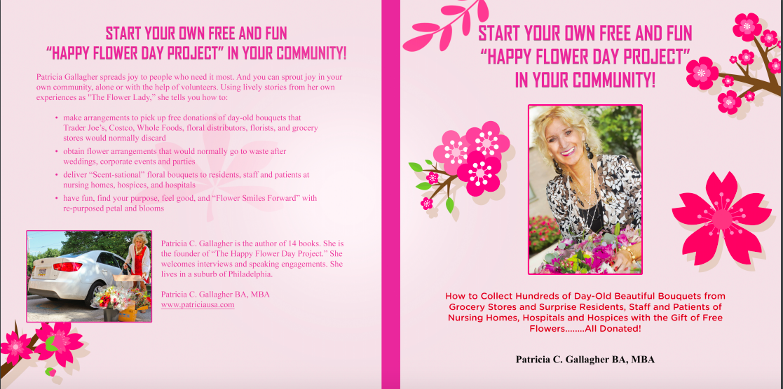Learn how you can start your own Happy Flower Day Project!