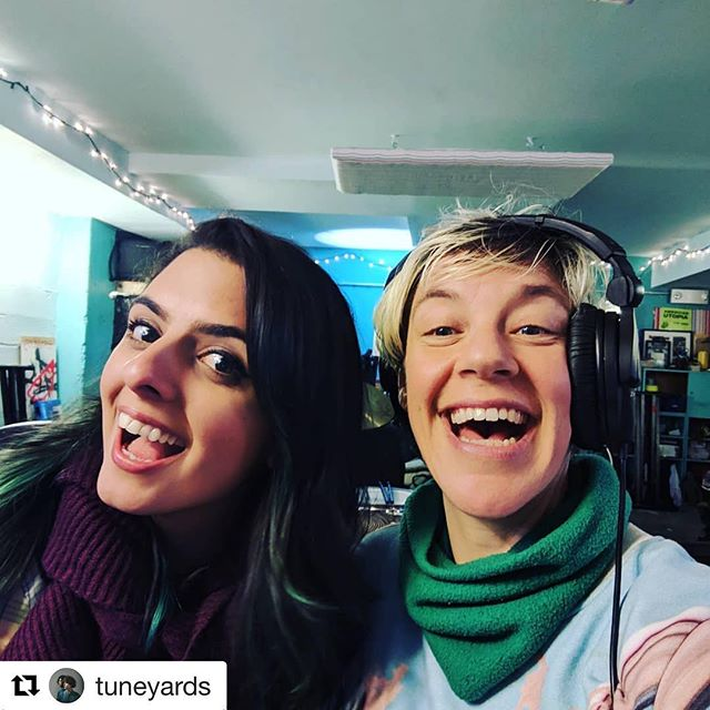 If you missed the show our collab with the @bellsatlas ladies is up at soundcloud.com/c_l_a_w  Repost @tuneyards ・・・ New @_c_l_a_w SoundCloud is up featuring this week's debut collab by @haevoces and @guava.love and @sandu_ndu of @bellsatlas  Follow us, we'll be posting archived shows!!! Link in comments and bio  Endless gratitude to my co-producer @doeeye