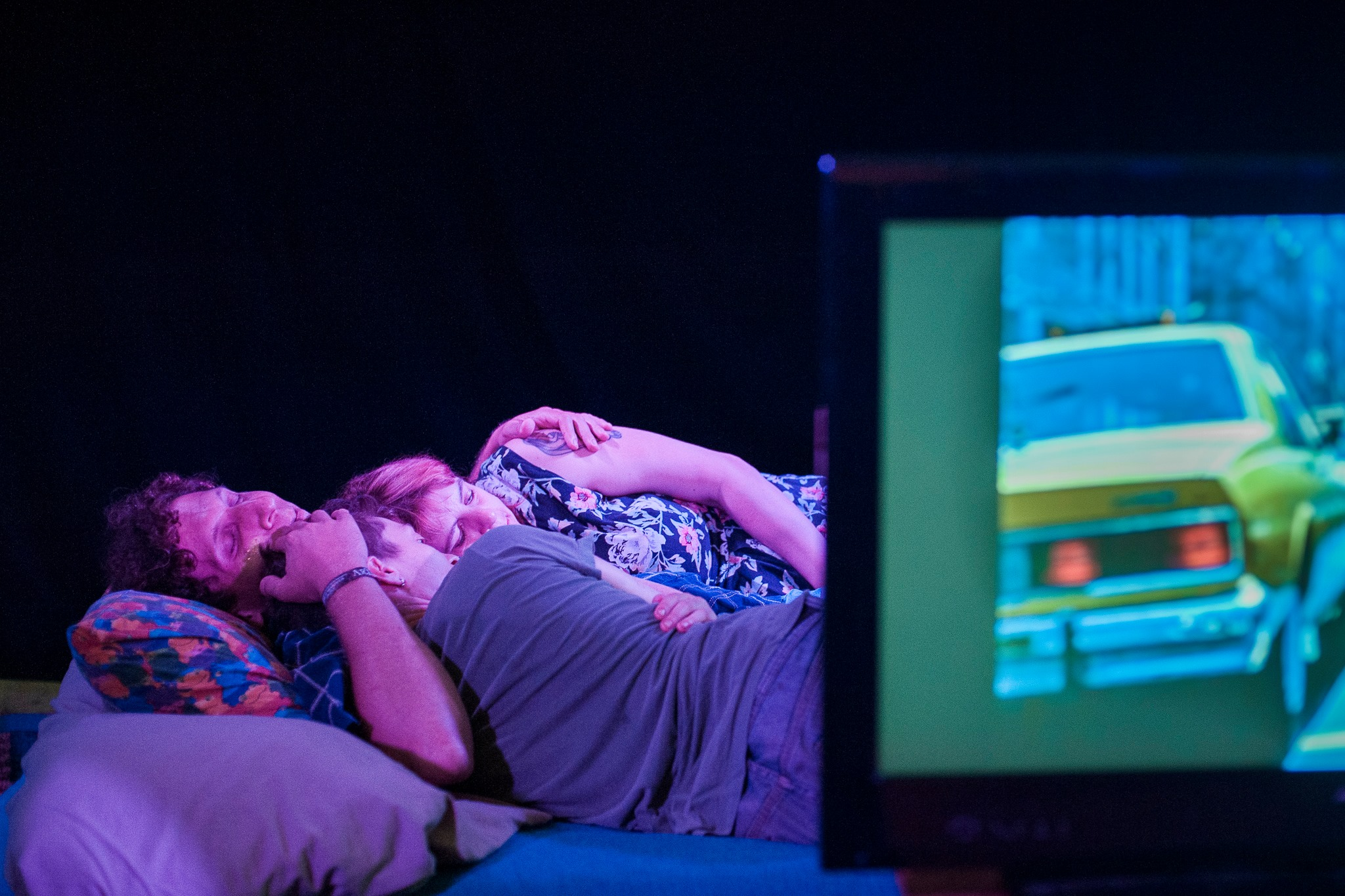 You have to forgive Me You Have to Forgive Me You have to forgive me - In Bed with Brian Lobel, Exeunt Review (UK)How the 2014 Edinburgh festival is exploring new levels of intimacy (UK)One man believes Sex and the City has the answers to life's problems (Australia)