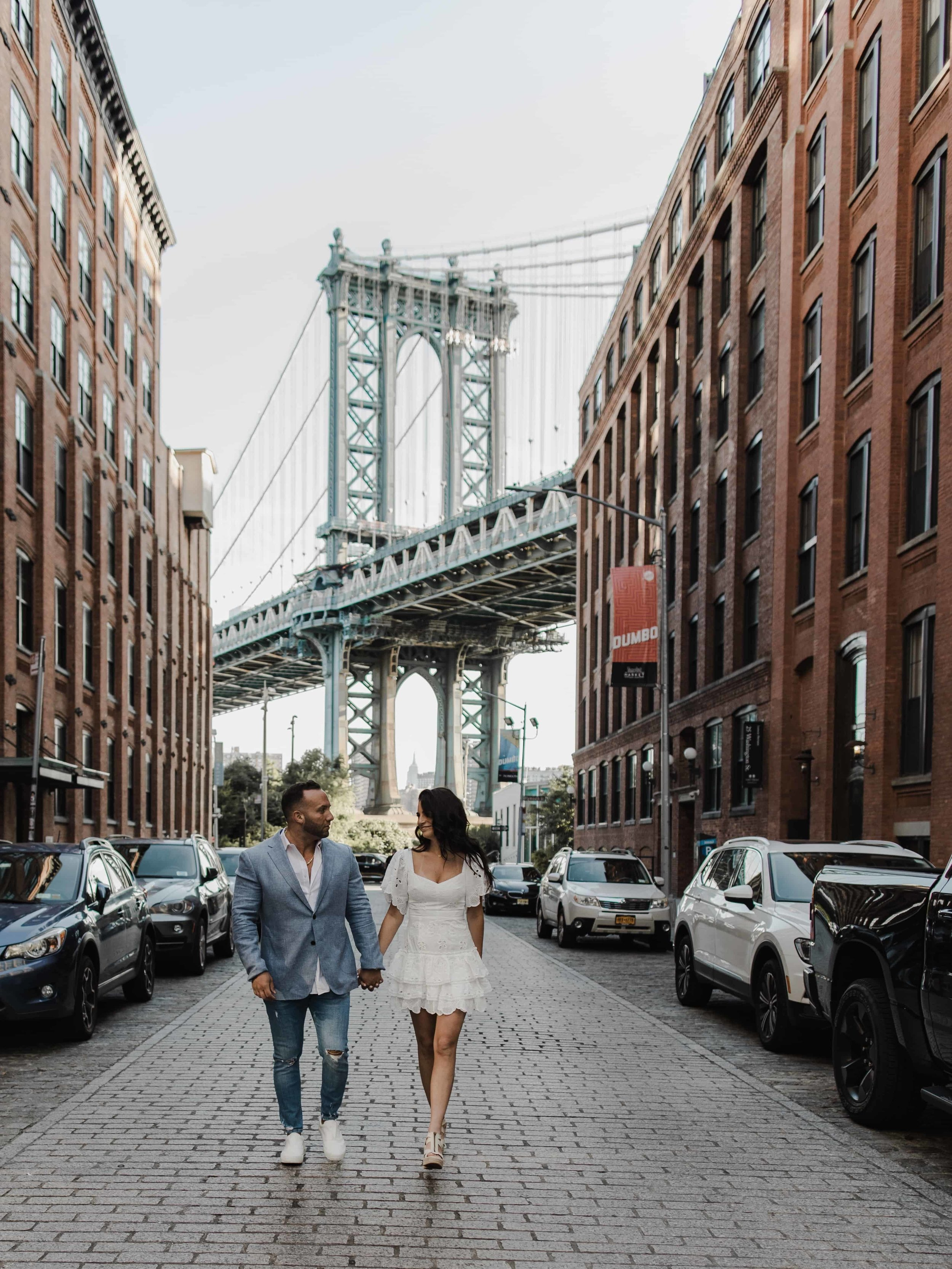 NYC COUPLES SESSIONS - Whether you're recently engaged, celebrating an anniversary, planning a big proposal, or really 'just because' (maybe you have no good photos of you two as a couple... we've all been there), I'm here to help capture your personality as a couple.