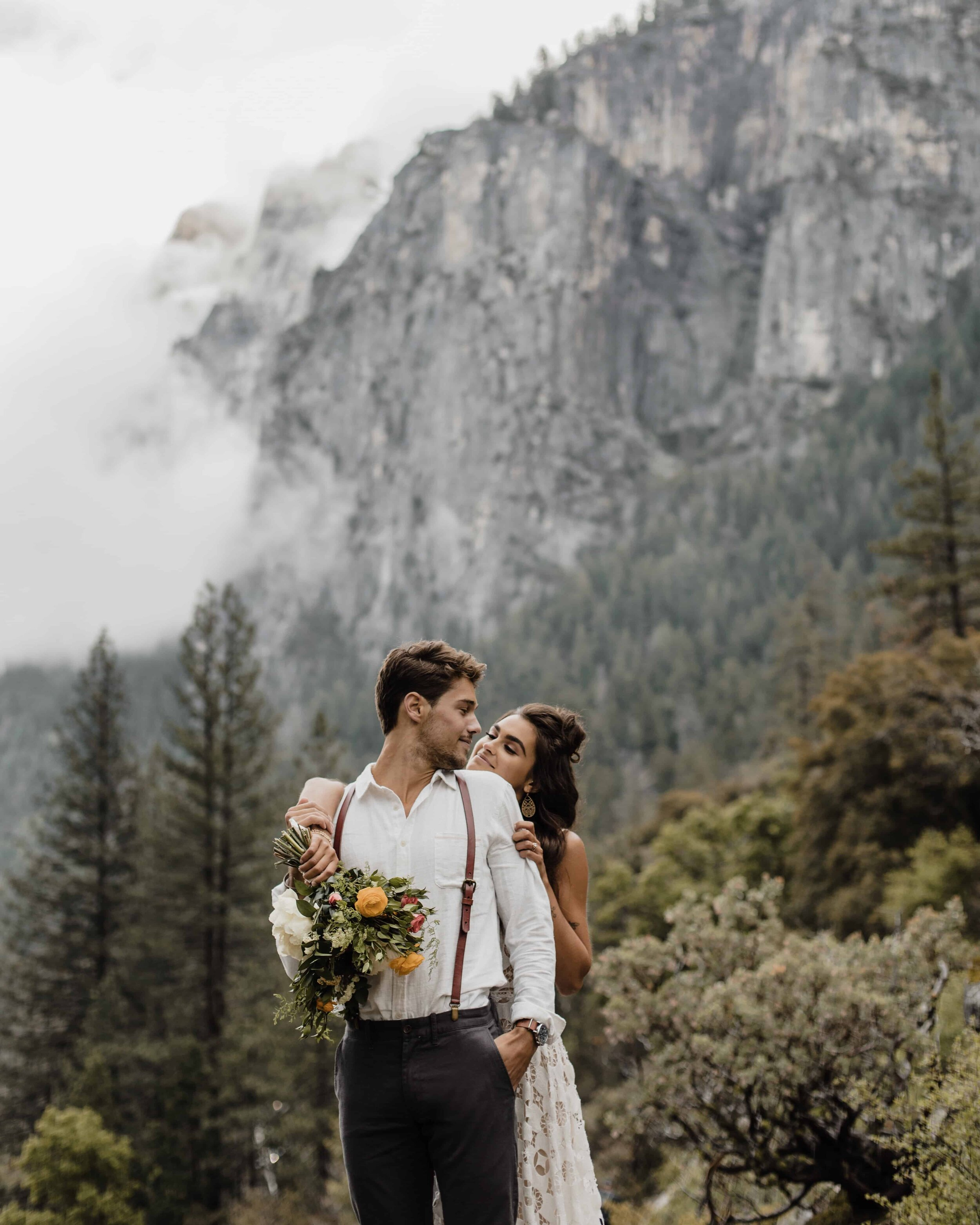 describing what an elopement photographer is
