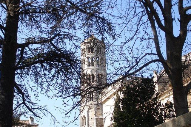 Uzes, France