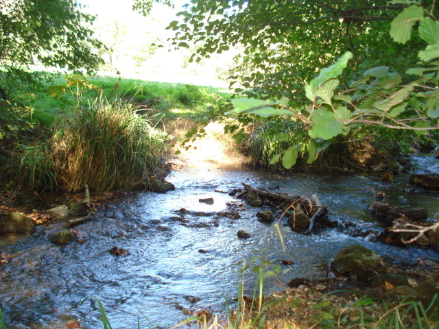 Valle d'Eure, Euzes, Source of the Water