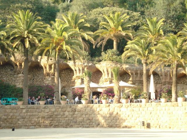 Gaudi Park, Barcelona