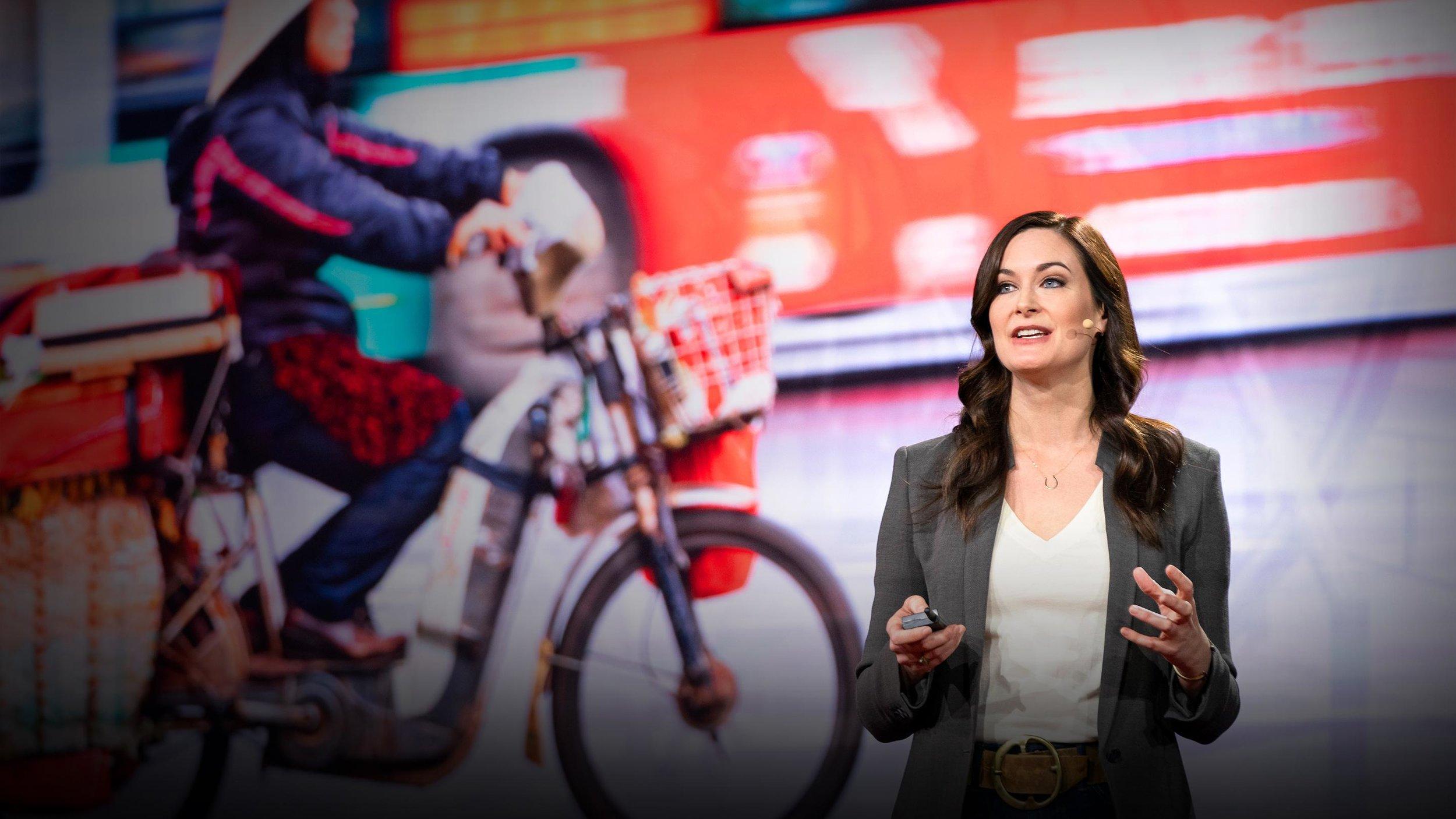 Photo credit: TED Talks