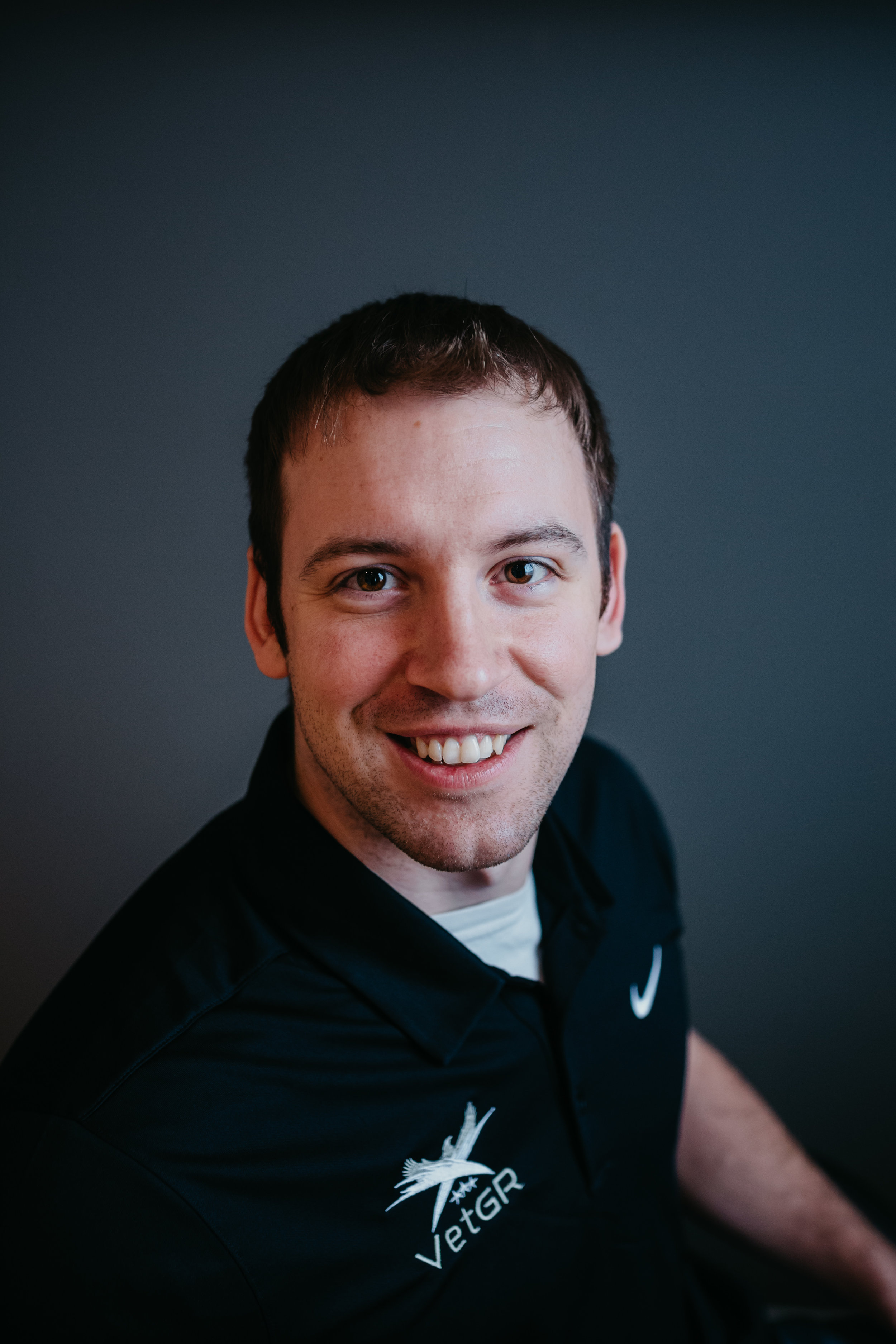 Ryan Barger    Health and Wellness Director