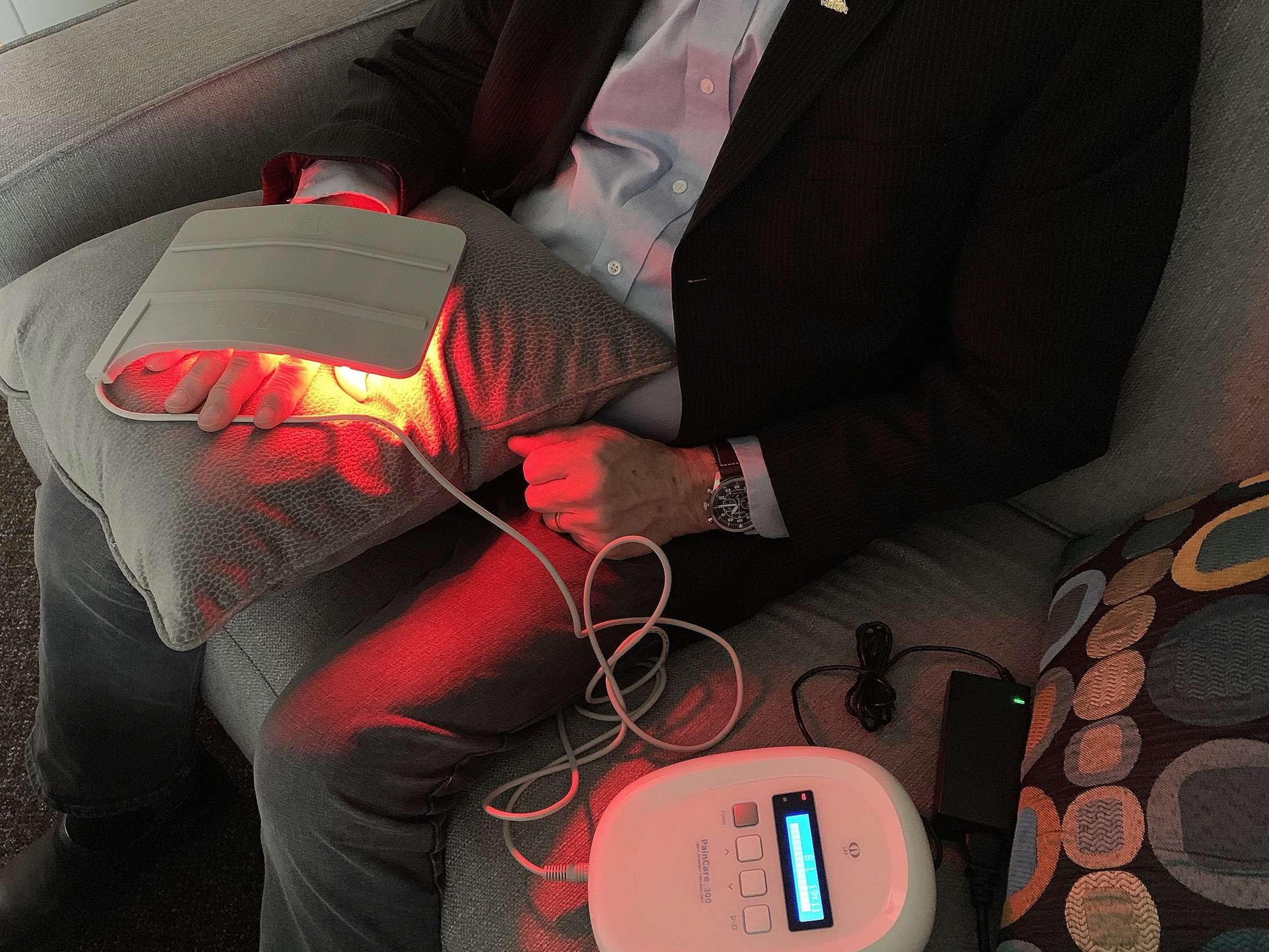 Live, pain free - Do you suffer from chronic pain? VetGR has partnered up with the very best in the LED Red Light industry, and health and wellness to bring relief to our suffering veterans.