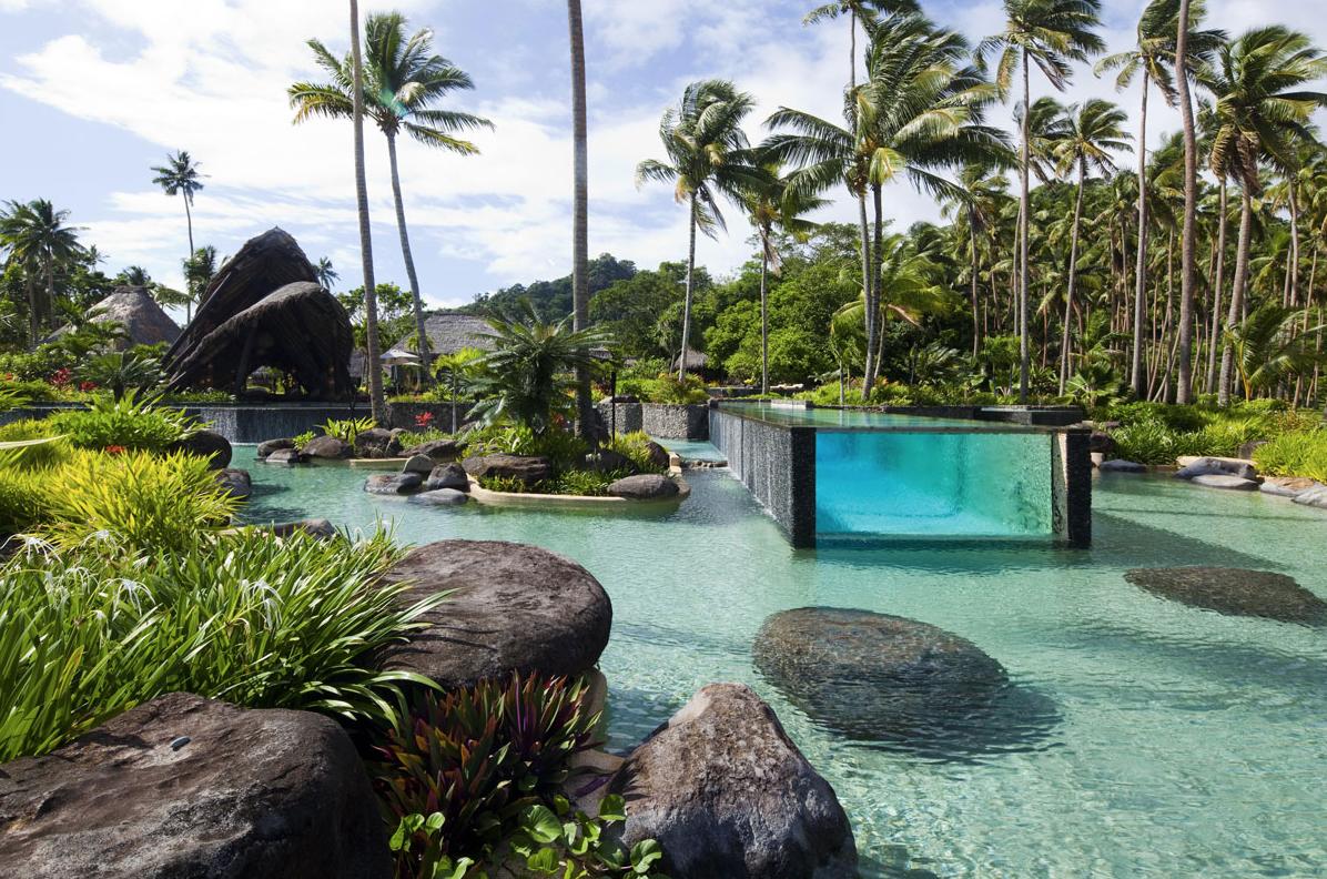 Laucala Island Resort , islas Fiji.
