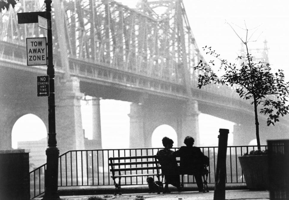 Manhattan, 1979, dirigida por Woody Allen.