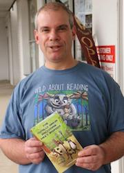 Author Kevin Coolidge