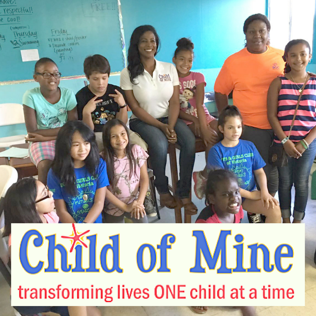 Child of Mine: Transforming Lives ONE child at a Time